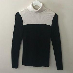 LAUREN Ralph Lauren 💯% Cotton Turtleneck Sweater